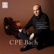 Truls Mørk, Les Violons du Roy, Bernard Labadie: Carl Philip Emanuel Bach: Cello Concertos - CD