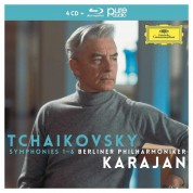 Herbert Von Karajan, Berliner Philharmoniker: Tchaikovsky: Symphony 1 - 6 - CD
