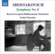 Vasily Petrenko: Shostakovich: Symphony No. 8 - CD