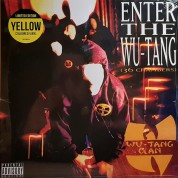 Wu-Tang Clan: Enter the Wu-Tang - 36 Chambers (Yellow Vinyl) - Plak