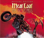 Meat Loaf: Bat Out Of Hell (Clear Vinyl) - Plak