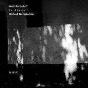 András Schiff: In Concert - Robert Schumann - CD