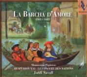 Jordi Savall: La Barcha D'Amore - CD
