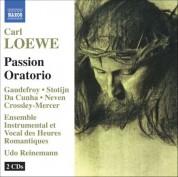 Loewe, C: Suhnopfer Des Neuen Bundes (Das), 'Passion Oratorio' - CD