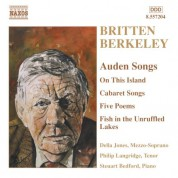 Britten / Berkeley: Auden Songs - CD