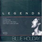Billie Holiday: Legends - CD