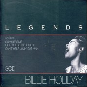 Billie Holiday: Legends - CD