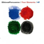 ElbtonalPercussion: Four Elements - CD