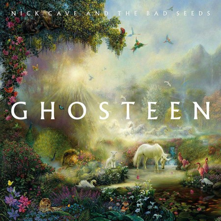 Nick Cave, Nick Cave and the Bad Seeds: Ghosteen - Plak