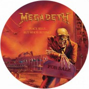 Megadeth: Peace Sells...But Who is Buying - Plak