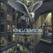 King Crimson: The Reconstrukction of Light - Plak