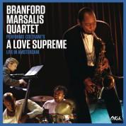 Branford Marsalis Quartet: A Love Supreme (Live in Armsterdam) - CD