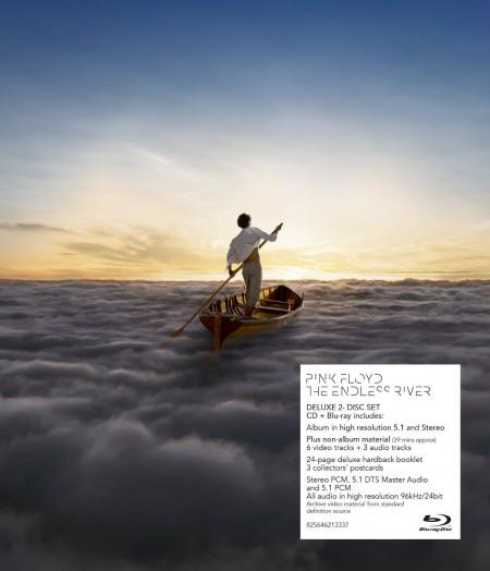 Pink Floyd: The Endless River (CD+Blu-Ray) - CD