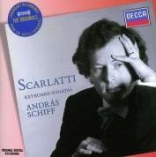 András Schiff: Scarlatti: Keyboard Sonatas - CD