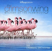 The Cinematic Orchestra: OST - The Crimson Wing - Mystery Of The Filamingos - CD