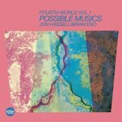 Jon Hassell, Brian Eno: Fourth World Vol. 1-  Possible Music - Plak