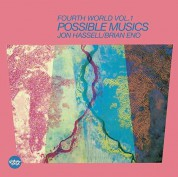 Jon Hassell, Brian Eno: Fourth World Vol. 1-  Possible Music - Plak