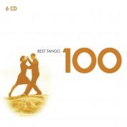 Çeşitli Sanatçılar: 100 Best Tango - CD