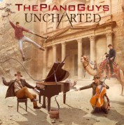 The Piano Guys: Uncharted - CD