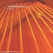 Antoine Herve: Inside - CD