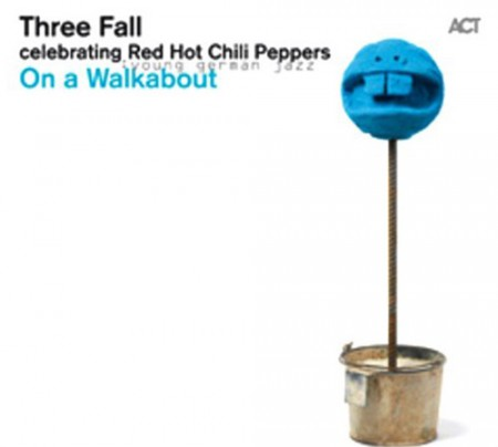 Three Fall: On a Walkabout - CD
