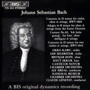 Canticum Novum Chamber Orchestra, Okko Kamu, Alf Årdal: J.S. Bach: Concerti with oboe - CD