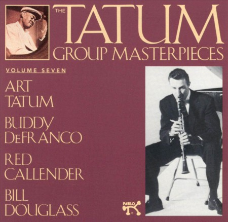 Art Tatum: Tatum Group Masterpieces, Vol 7 - CD