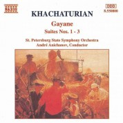 Khachaturian, A.I.: Gayane Suites Nos. 1- 3 - CD