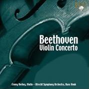 Emmy Verhey, Utrecht Symphony Orchestra, Hans Vonk: Beethoven: Violin Concerto - Romances - CD