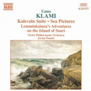 Klami: Kalevala Suite / Sea Pictures - CD