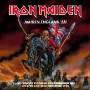 Iron Maiden: Maiden England '88 - CD