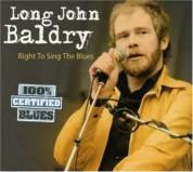 Long John Baldry: Right To Sing The Blues - CD