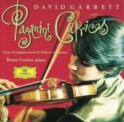 Bruno Canino, David Garrett: Paganini: 24 Capricci - CD