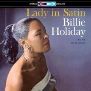 Billie Holiday: Lady in Satin (Limited Edition - Blue Vinyl) - Plak