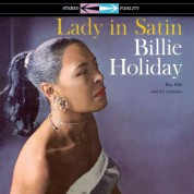 Billie Holiday: Lady in Satin (Limited Edition - Blue Vinyl) - Plak