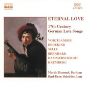 German Lute Songs - CD