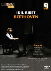 İdil Biret – Beethoven Sonatas - DVD