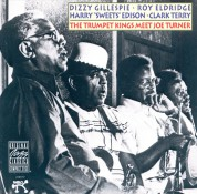 Dizzy Gillespie, Roy Eldridge: The Trumpet Kings Meet Joe Turner - CD