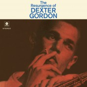 Dexter Gordon: The Resurgence of Dexter Gordon - Plak