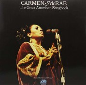 Carmen McRae: The Great American Songbook - Plak