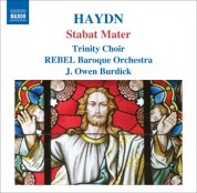 Owen Burdick: Haydn: Stabat Mater - CD
