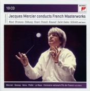Jacques Mercier, Orchestre National D'ile De France: Masterworks of the Late 19th Century in France - CD