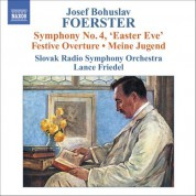 Foerster: Symphony No. 4 / Festival Overture / My Youth - CD