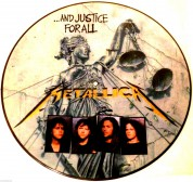 Metallica: And Justice For All - Plak