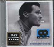 Stan Getz: Interpretations 2 - CD