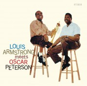 Louis Armstrong Meets Oscar Peterson + 6 Bonus Tracks! - CD