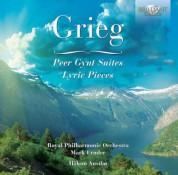 Håkon Austbö, Royal Philharmonic Orchestra, Mark Ermler: Grieg: Peer Gynt Suites and Lyric pieces - CD
