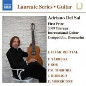 Adriano Del Sal: Guitar Recital: Adriano Del Sal - CD