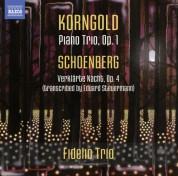 Fidelio Trio: Korngold: Piano Trio - Schoenberg: Verklärte Nacht - CD