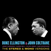 Duke Ellington, John Coltrane: Ellington & Coltrane - The Original Stereo & Mono Versions - Plak
